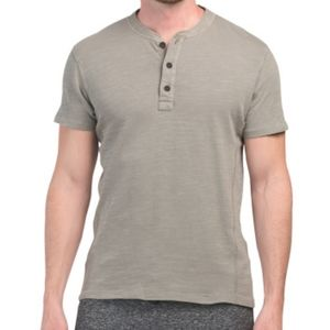 Rag and Bone short sleeve classic Henley NWT